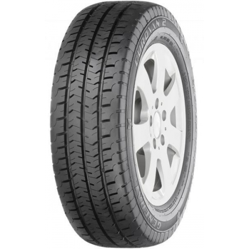 195/75 R 16 C Eurovan 2 107/105R (E,C,2 72dB) General Tire nyári kisteher gumiabroncs